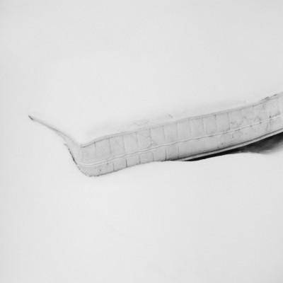 Matratzen 6, 2010 // Silver gelatin print // ca. 25 x 25 cm (30,5 x 40,6 cm)