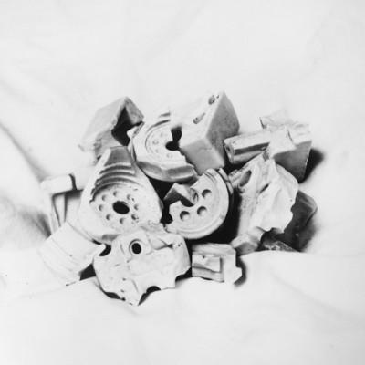 Arrecife 15, 2012 / Silver gelatin print /