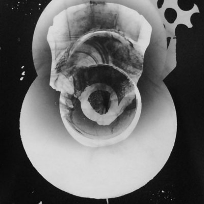 Abisal 24, 2012 / photogram on silver bromide paper / ca. 13 x 18 cm