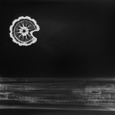 Cometa 2, 2013 // photogram on silver gelatin paper // ca.18x24 cm