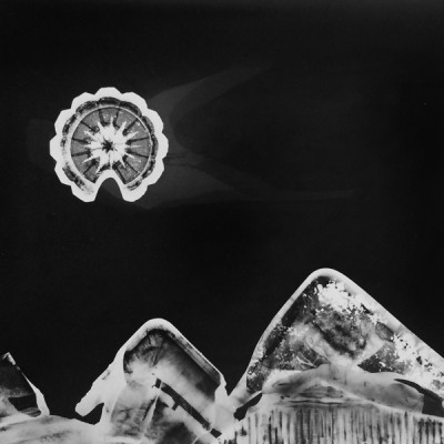 Cometa 3, 2013 // photogram on silver gelatin paper // ca.18x24 cm
