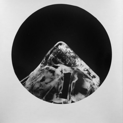 Mar y montaña 1, 2013 / photogram on silver bromide paper / ca. 20,3 x 25,4 cm