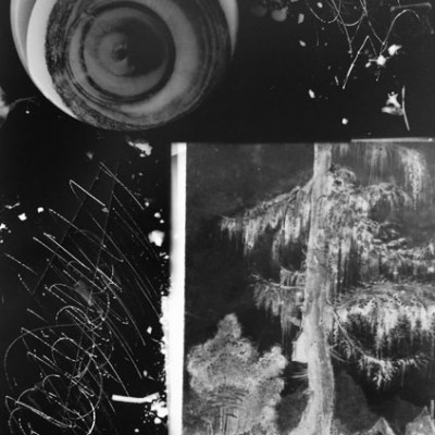Lablandschaft 1, 2013 // photogram on silver gelatin paper // ca. 13 x 18 cm
